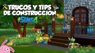TRUCOS y TIPS de CONSTRUCCIÓN | Los Sims 4