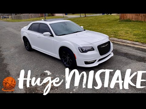 I Regret Buying  A Chrysler 300s (initial review and walk around) | Authentic Benny