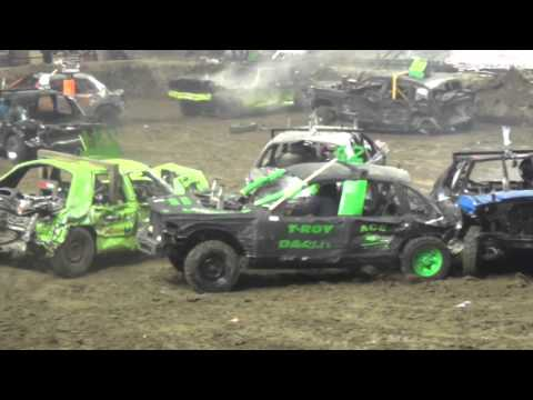 Capital Carnage 2016 Limited Weld Class