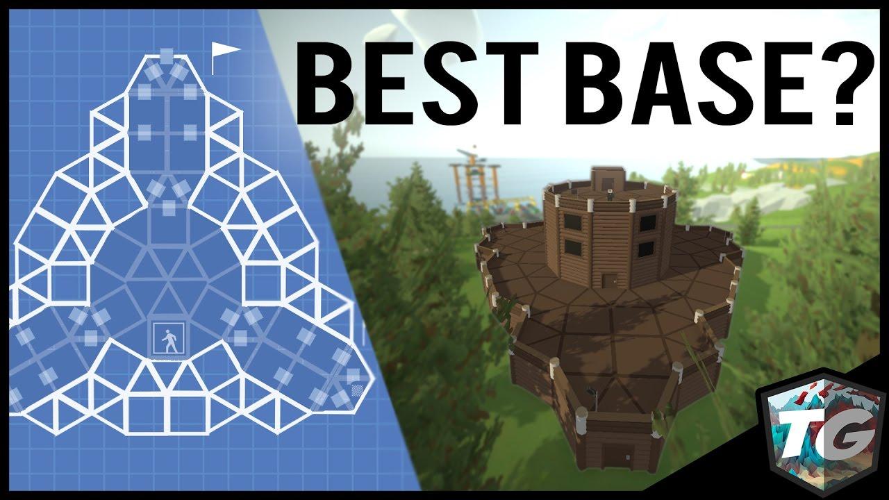 Unturned honeycomb base blueprint speedbuild youtube blueprint speedbuild malvernweather Choice Image