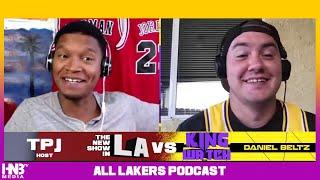 Clippers vs Lakers Live Pregame Countdown - #KingWatch vs #NewShowinLA