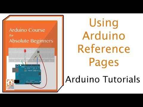 How to Use and Understand the Arduino Reference :: Open Source Hardware Group Arduino Tutorials