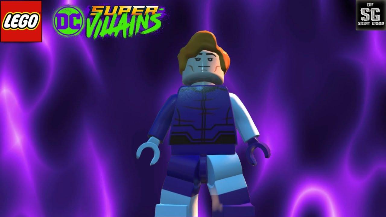 Lego Dc Super Villains How To Make Elongated Man Dc Comics Youtube
