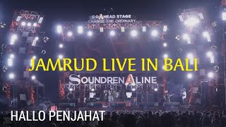 Jamrud - Hallo Penjahat [Live Bali]