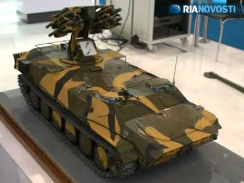 Russian Igla-S short-range air-defense system