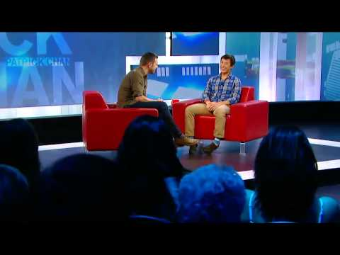 Patrick Chan On George Stroumboulopoulos Tonight: INTERVIEW