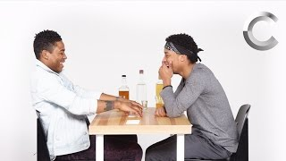 Truth or Drink | Siblings | Jordan and Jorrell