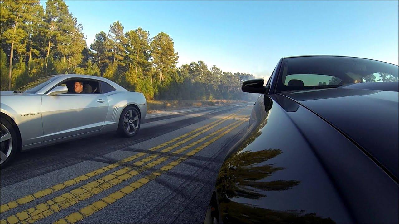 2010 Camaro Ss Vs 2011 Mustang 5 0 Doovi