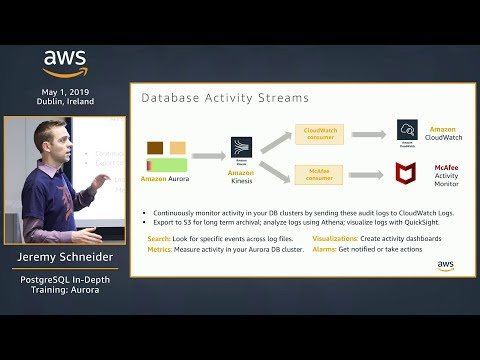 PostgreSQL In-Depth Training: Aurora Part 2