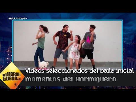 Vuelve a ver los vídeos seleccionados del baile inicial de 'El Hormiguero 3.0'
