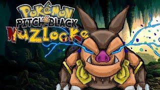 DWUWALKI, JAK JA ICH NIE CIERPIĘ! - Pokemon Pitch Black Nuzlocke #6