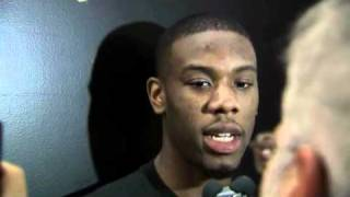 Miami Heat Draft Prospect : Norris Cole after 1st Workout in the American Airlines Arena