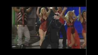 Sube Las Manos Pa` Arriba - PITBULL (FULL HD) By DJ LEON VJ (OFFICIAL VIDEO 2012)