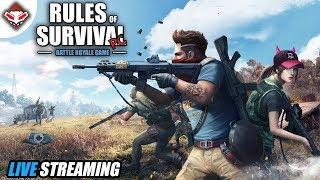 [LIVE] MASIH PERLU LATIHAN | RULES OF SURVIVAL (PC GAMES)