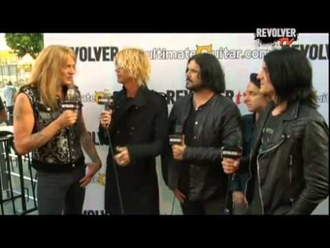 Loaded - Interview With Sebastian Bach