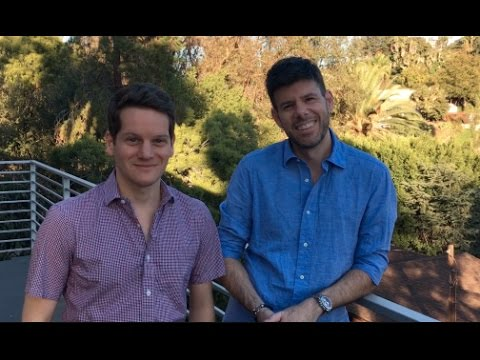 Behind the Mic: Johnathan McClain & Graham Moore on THE LAST DAYS OF NIGHT