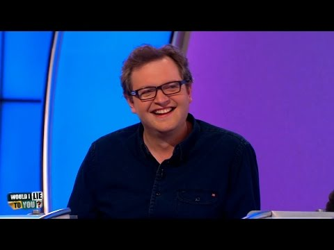 """Miles Jupp """"Cats in the Cradle"""" - Would I Lie to You? [HD] [CC]"""