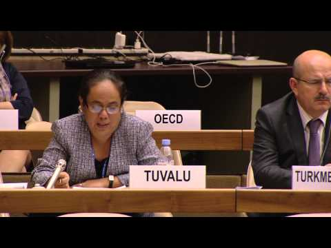 Tuvalu: Statement made at the Preparatory Committee of the Third UN World Conference on DRR