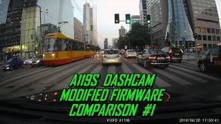 VIOFO A119S Dash Cam MODs World Tour #1