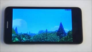 alcatel One Touch 6012D Idol Mini - первое включение, предварительный обзор