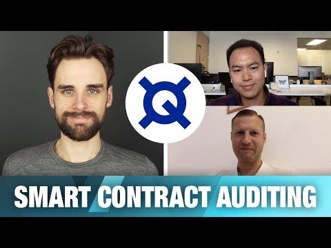 Smart Contract Security Auditing with Quantstamp ($QSP)