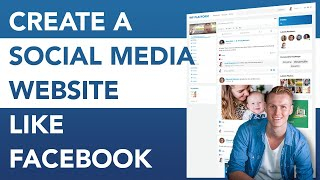 How To Make a Social Media Website with Wordpress