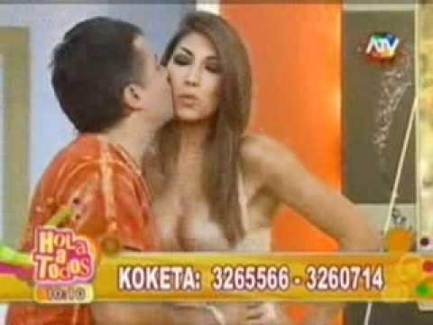 Programa de TV HOLA A TODOS - 07.12. 2010
