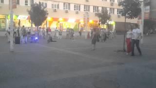 Европейская площадь. Днепропетровск.(, 2014-08-06T11:29:19.000Z)