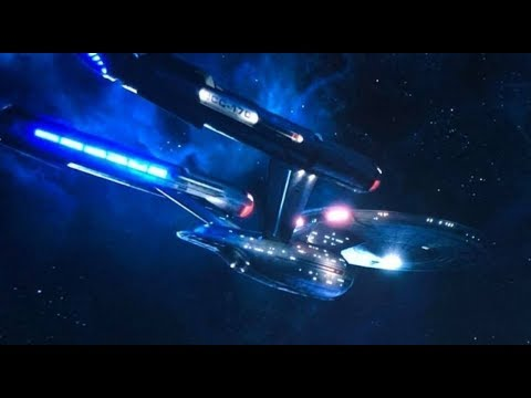 Star Trek Writer on The Real Star Trek Discovery!
