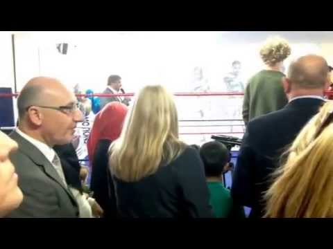 Team Fury Gym Opening Day Footage - Part 1