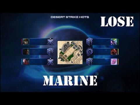 ST2 Desert strike hots - Marine