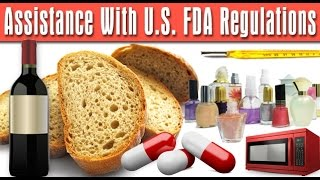 Registrar Corp: Assistance with U.S. Food and Drug Administration (French)