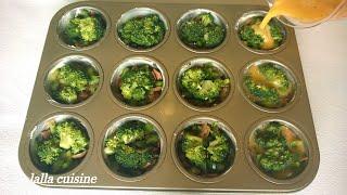 Vegetable Egg Muffins