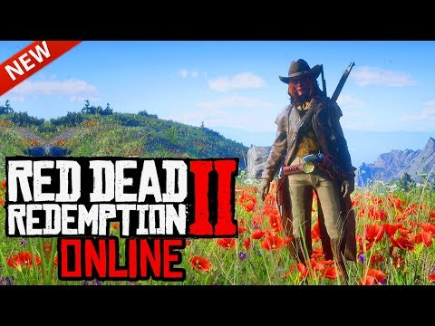 Red Dead Online: Rockstar Confirms MASSIVE News! DLC Info, Release Date, BETA Info & More!? (RDR2) - 동영상