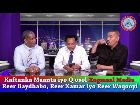 Reer Baydhabo, Reer Xamar iyo Reer Waqooyi Part 7 Qosolka Aduunka