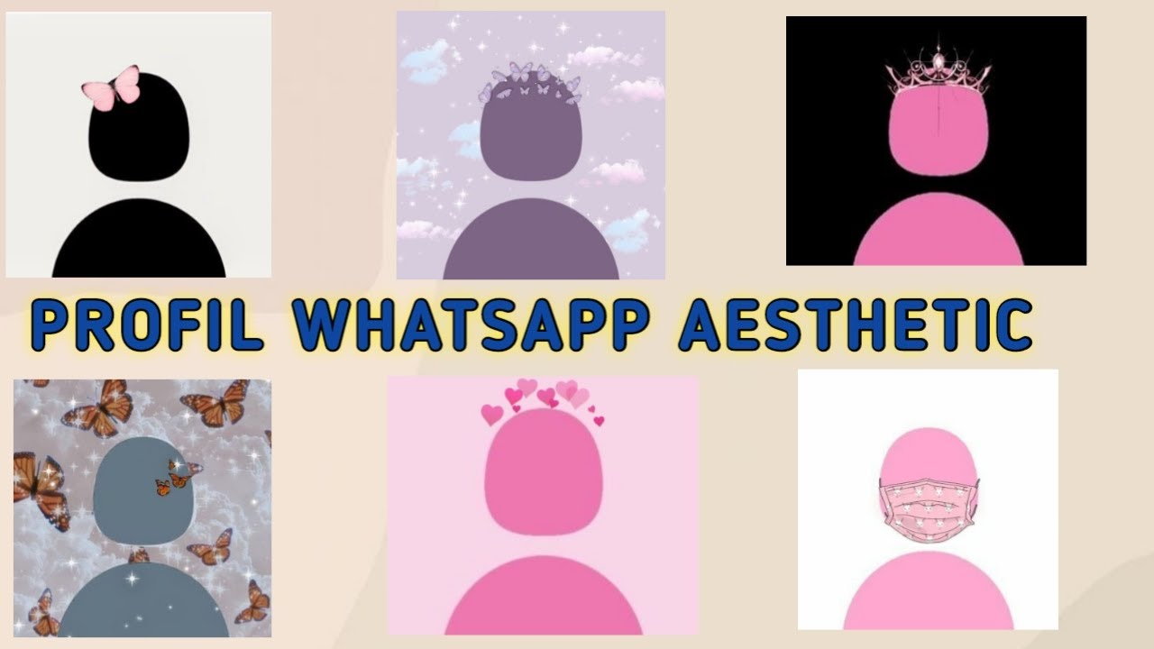 31/08/2021· gambar profil wa kosong aesthetic terbaru 2021. Cara Mengganti Foto Profil Whatsapp Kosong Namun Tetap Aesthetic Youtube