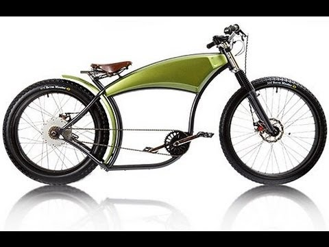 Watch Out For Bicycles >> Voltage Cycles - custom e-bikes - YouTube