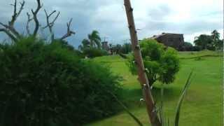 Rocha ( saliendo del Fortín San Miguel hacia el pueblo 18 de Julio)