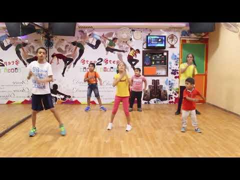 Selfie Song | Harish Verma | Simi Chahal | Cute Kids Bhangra Dance Performance By Step2Step