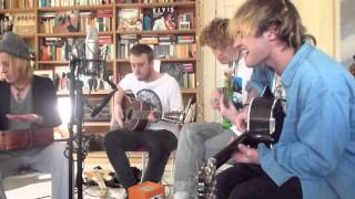 Will And The People - Knocking - raw and beautiful - exclusive session release St Pauls Lifestyle