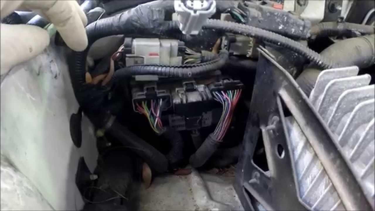 Bad Jeep Computer  YouTube