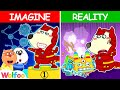 Funny Stories for Kids About Iron Man Wolfoo Fixes Toy Robot   Wolfoo Channel Kids Cartoon