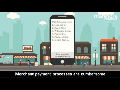 Mobile Money - NFC Merchant Payment Solution