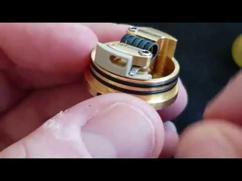 Kaees Aladdin 24mm RDA (Revisión completa)