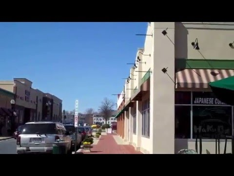 Kentlands Shopping + Entertainment District, Gaithersburg MD 20878