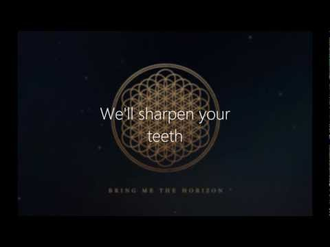 Bring Me The Horizon  And The Snakes Start To Sing +Lyrics