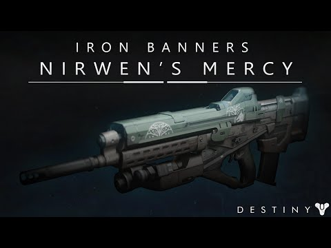 Destiny: Nirwen's Mercy - Iron Banner Pulse Rifle Review