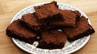 High-Protein Bodybuilding Chocolate Brownies
