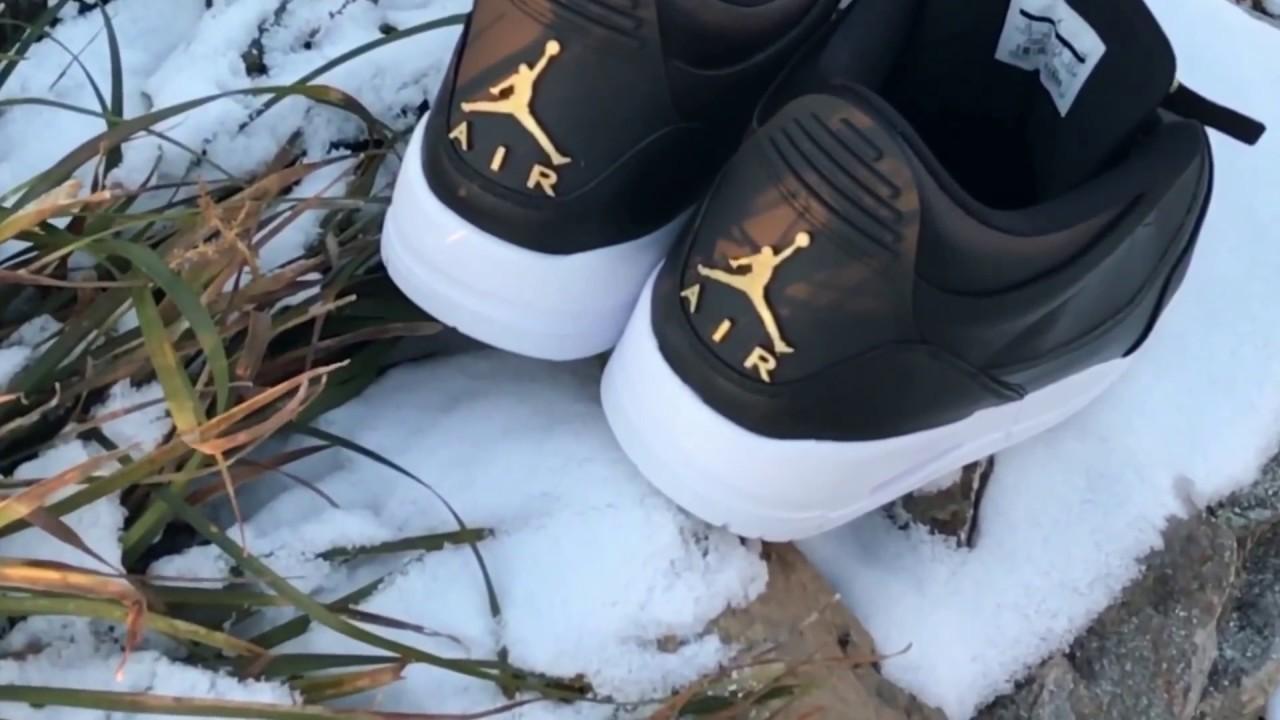 43d68461af1 Jordan 3 Pinnacle custom - YouTube