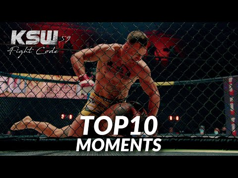 KSW 59: TOP 10 Moments